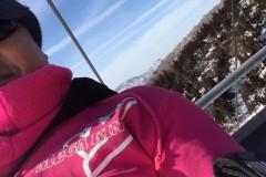 スノーボード最高!