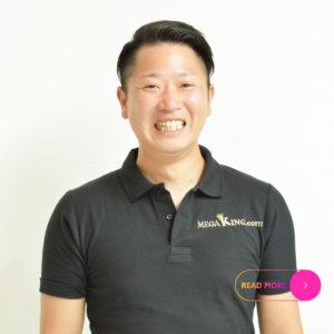 中本学志 | 広報戦略兼バイヤー